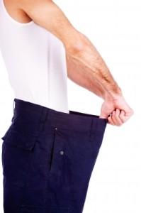 Jak zhubnout špeky na břiše