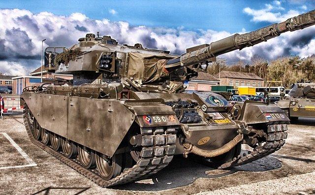 jizda tankem